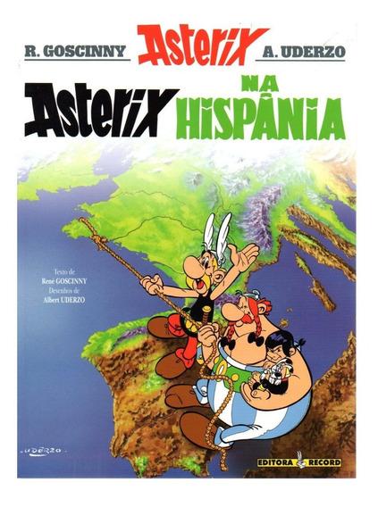 Asterix 14 Na Hispania - 2012 - Record - Bonellihq Cx93 G19