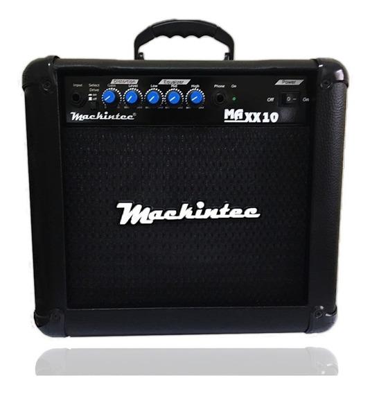 Amplificador Cubo Contra Baixo Mackintec Maxx Bass 30
