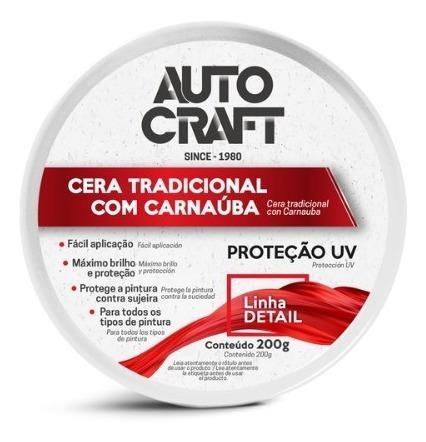 Imagem 1 de 1 de Cera Pasta Autocraft