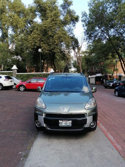 Peugeot Partner Tepee 1.6 Outdoor Mt 2014