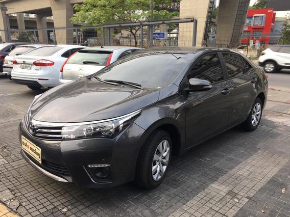Toyota Corolla Gli 1.8 Cvt 2017