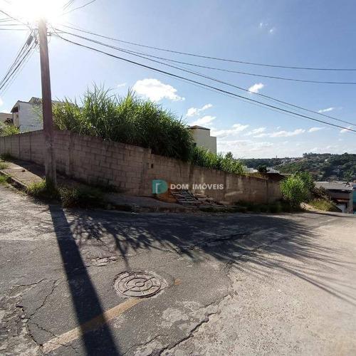 Imagem 1 de 8 de Terreno À Venda, 625 M² Por R$ 610.000,00 - São Pedro - Juiz De Fora/mg - Te0225