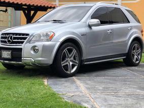 Mercedes-benz Clase M Ml63 Amg