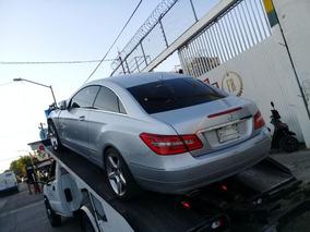 Mercedes Benz E-200 2014 Refacciones Partes Yonke Fr