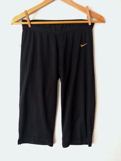 Bermuda Deportiva Nike Dryfit Negro Sport Pantalon Mujer