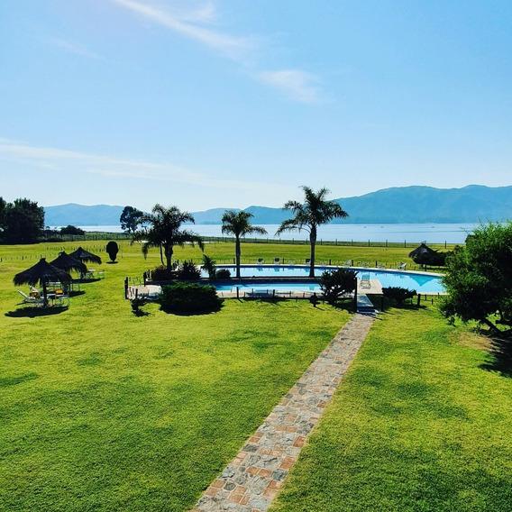 Espectaculares Lotes En El Lago Los Molinos(countrynautico