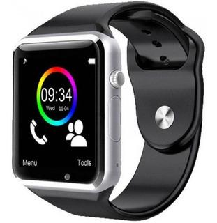 Relógio Smartwatch Digital Celular Android Ios Chip Whatsapp