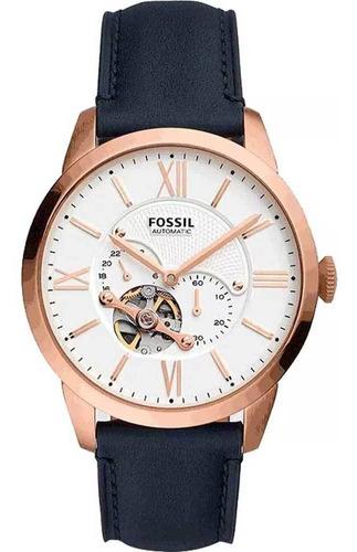 Relógio Fossil Masculino Automático Townsman Me3171/0jn