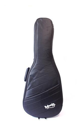 Imagen 1 de 1 de Funda Bajo Electrico Music Bag Negra Nylon 25mm Mub-121b