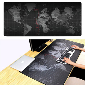 Mousepad Grande Mapa Mundo 70x30 Speed Gamer - Mapa Mundi