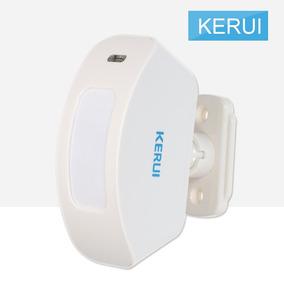 Kerui Sem Fio 433mhz Infrared Detetor Pir Movimento Sensor