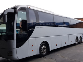 Autobus Leon Coach Año 2008 Tres Ejes 36 Lugares 2 Baños