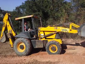 Retro Escavadeira Jcb Pá Carregadeira Mine Carregadeira Case