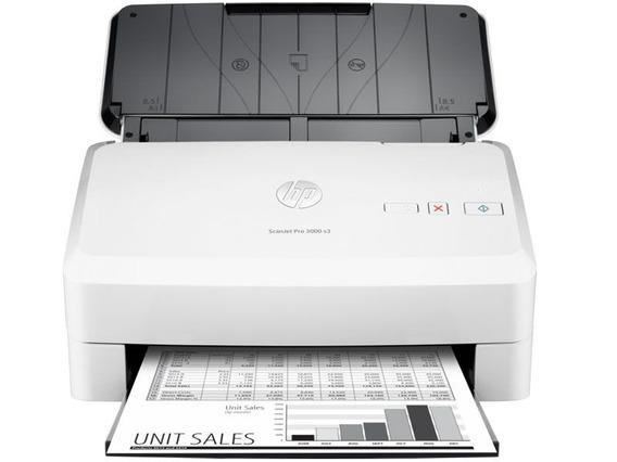 Scanner Hp L2753a#ac4 Scanjet Professional 3000 S3 Adf