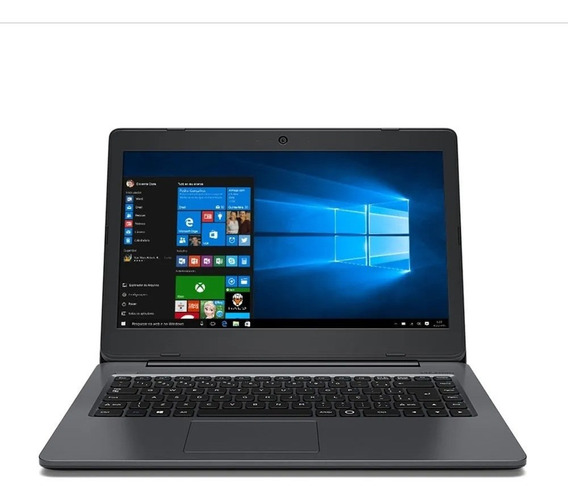 Notebook Positivo Master N40i Celeron 4gb 500gb Hd Win10 Pro