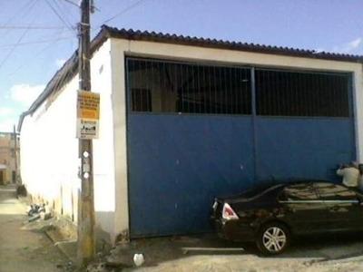 Depósito Para Venda Em Salvador, São Caetano - 8565