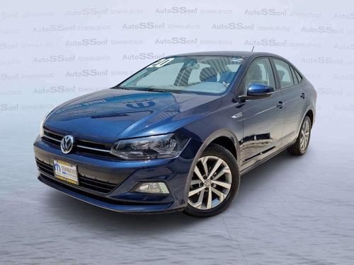 Imagen 1 de 11 de Volkswagen  Virtus  2020  Confortline Aut