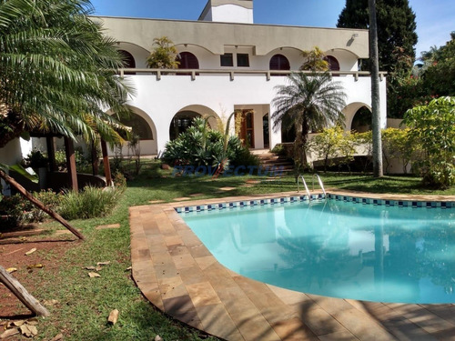 Casa À Venda Em Residencial Parque Rio Das Pedras - Ca267585