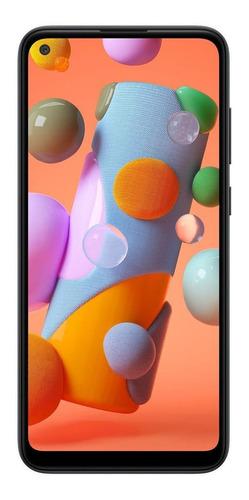 Samsung Galaxy A11 Dual SIM 64 GB preto 3 GB RAM