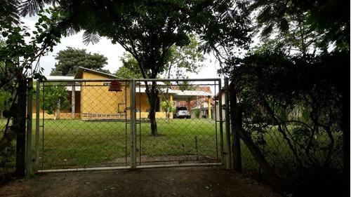 Chácara Com 2 Dormitórios À Venda, 1593 M² Por R$ 260.000,00 - Chácaras Recreio Planalto - Monte Mor/sp - Ch0044