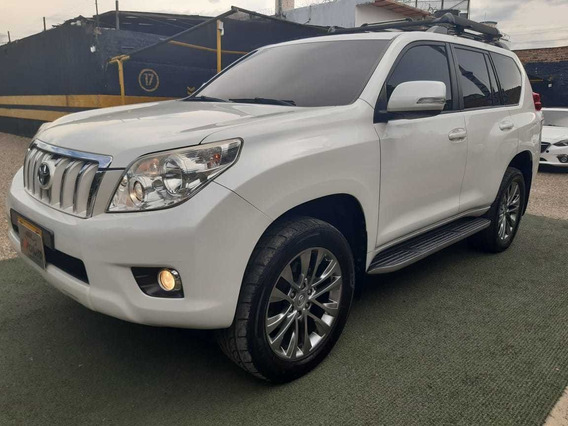 Toyota Prado Txl At 4x4 2012