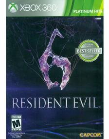 Resident Evil 6 Xbox 360 Destravado Lt 3.0