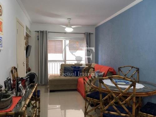 Apartamento Com 2 Dormitórios À Venda, 71 M² Por R$ 250.000,00 - Enseada - Guarujá/sp - Ap9573
