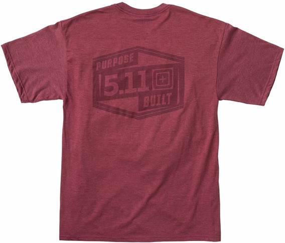 Remera 5.11 Tactical Purpose Built Importadas