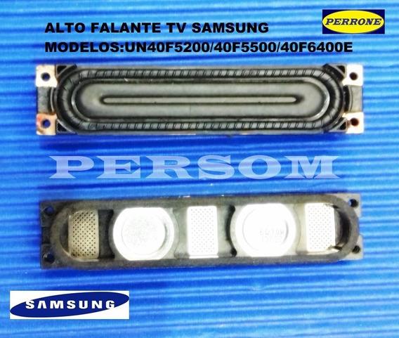Alto Falante Tv Samsung Kit C/02 Unid. Un40f5200/5500/6400le