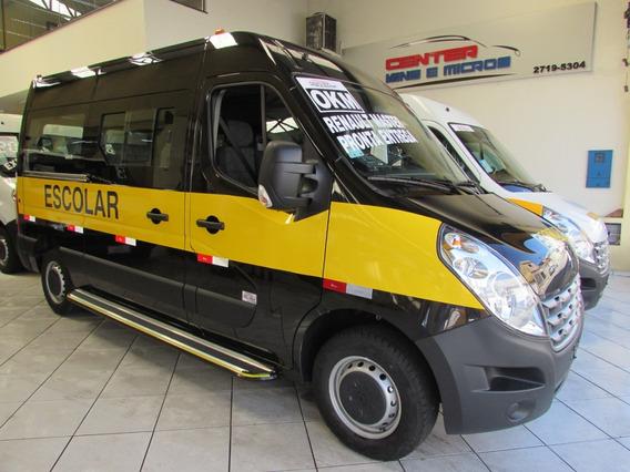 Renault Master Preta Versão Escolar