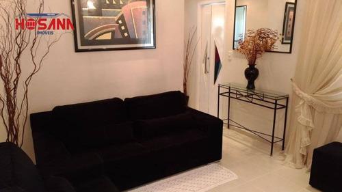 Imagem 1 de 18 de Apartamento Com 2 Dormitórios À Venda, 50 M² Por R$ 180.000,00 - Morro Grande - Caieiras/sp - Ap0201