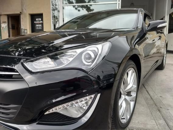 Hyundai Coupe Génesis