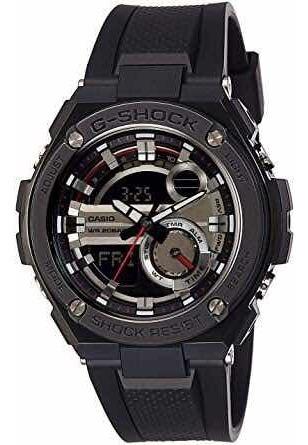 Relógio Casio G-shock Super Illuminator Gst-210b-1a