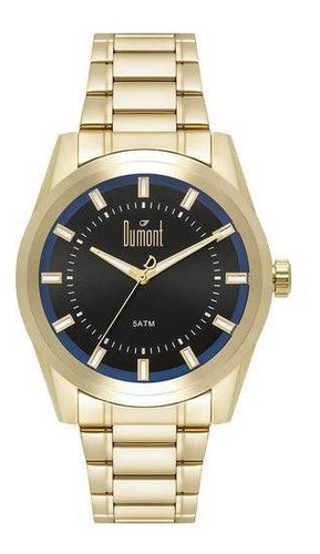 Relógio Dumont Berlim Masculino Du2035lva/4p