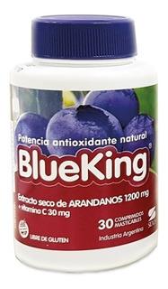 Blueking X30 Comprimidos Farmacia Fabris