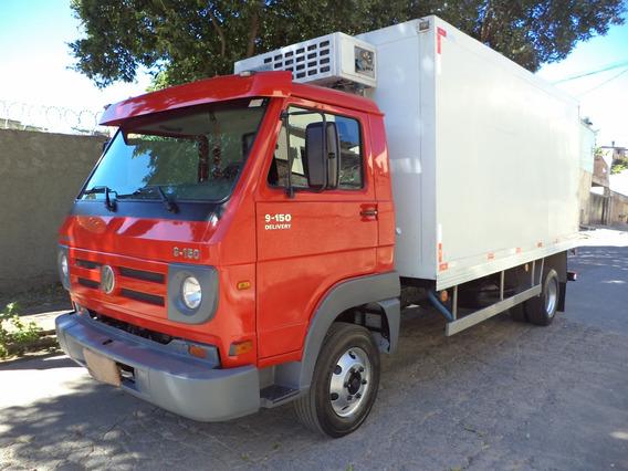 Caminhão Vw-9150 2010/2010 Bau Refrigerado
