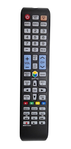 Imagen 1 de 1 de Mando A Distancia Bn59-01223a Bn5901223a Smart Tv Reemplazar
