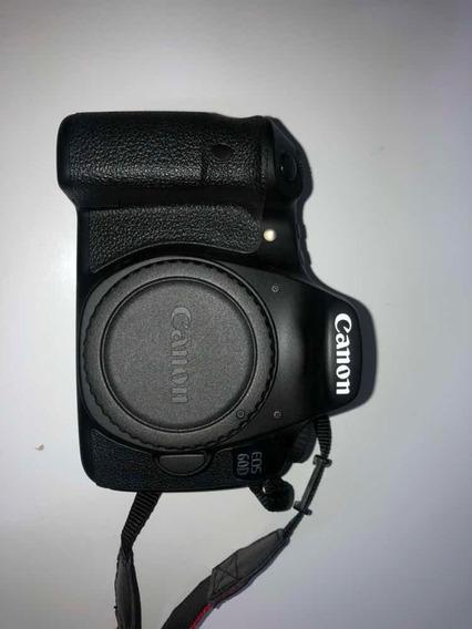 Máquina Digital Canon 60d