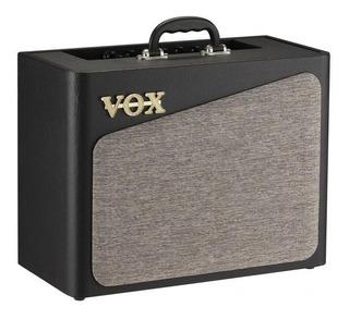 Amplificador Guitarra Vox Av15 15w 1x8 Híbrido Analogico