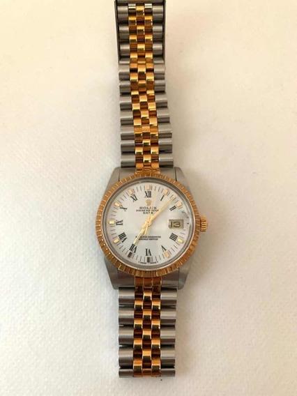 Reloj Rolex Oyster Perpetual Date P/hombre.