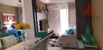 Apartamento Com 3 Dormitórios À Venda, - Vila Omar - Americana/sp - Ap1894