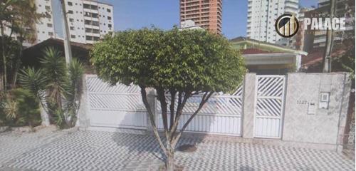 Imagem 1 de 27 de Casa Com 3 Dormitórios À Venda, 230 M² Por R$ 750.000,00 - Vila Guilhermina - Praia Grande/sp - Ca0018