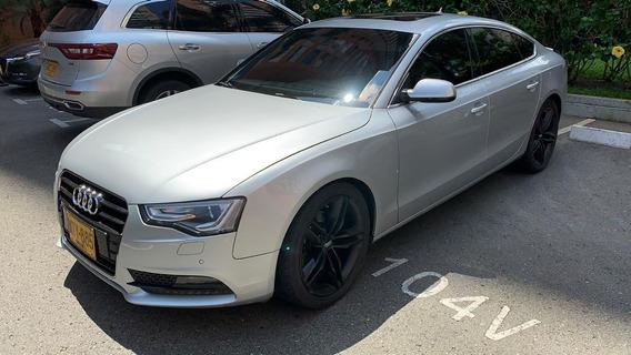 Audi A5 Sport Back At 2012