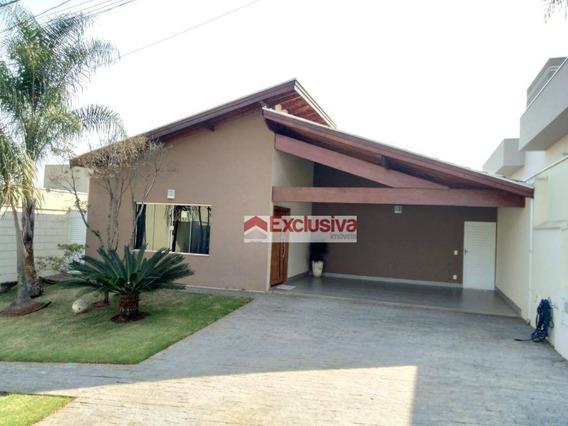 Casa Com 3 Dormitórios À Venda, 261 M² Por R$ 870.000,00 - Condomínio Alto Da Boa Vista - Paulínia/sp - Ca1532