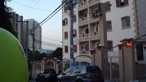 Imagem 1 de 16 de Apartamento Residencial À Venda, Vila Rosália, Guarulhos. - Ap0057