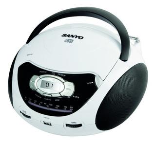 Reproductor De Cd Usb Sanyo Mdx1705