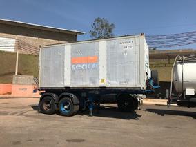 Carreta Bug Porta Container 20