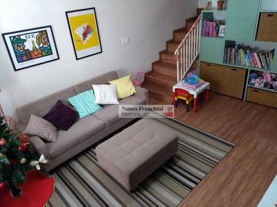 Vila Anglo Brasileira -zo/sp - Sobrado Reformado Com 2 Dormitórios - R$ 870.000,00 - So1002