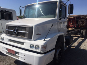 Mercedes 1318 4x2 Ano 2007/2008 No Chassi