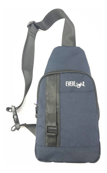 Mochila Cruzada Everlight Local Tikal Belgrano